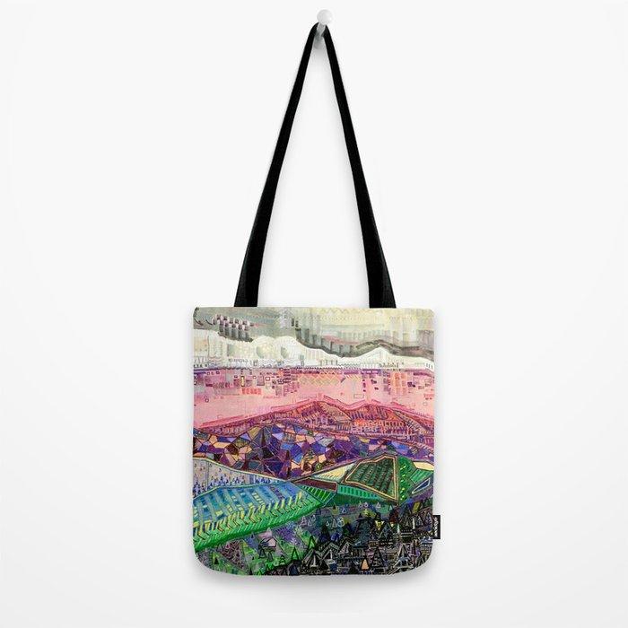 Big Mountians Tote Bag