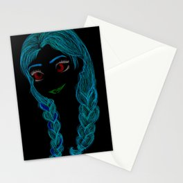 Overexposed Anna Stationery Cards