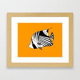 Lau Hau Framed Art Print
