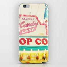 Shirley's  iPhone & iPod Skin