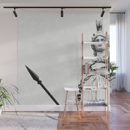 Athena the goddess of wisdom Wall Mural