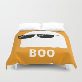 Cool Ghost Duvet Cover