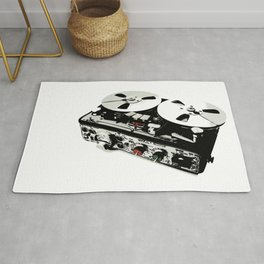 the ultimate tape recorder Rug