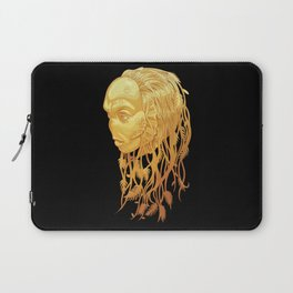 She Creature's Face Laptop Sleeve