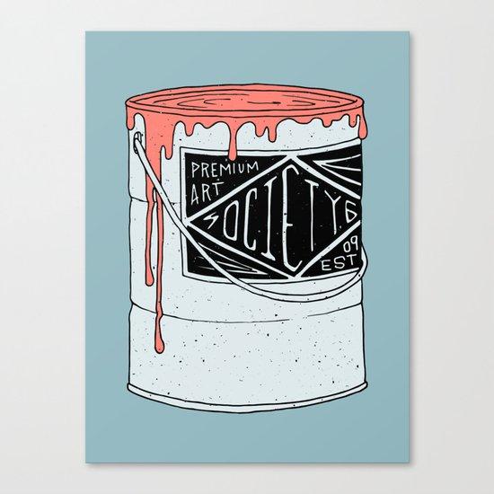 PREMIUM PAINT Canvas Print