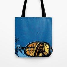 Night Drive Tote Bag