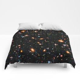 Hubble Extreme Deep Field Comforters