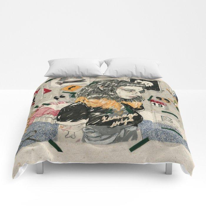 Teenage wife Comforters