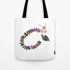 Mr Caterpillar Tote Bag