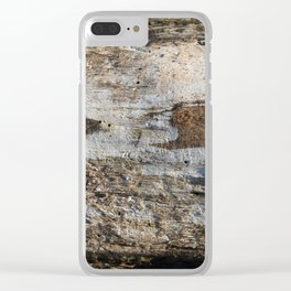 Adrift Clear iPhone Case