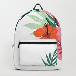 Hawaiian Bouquet Backpack