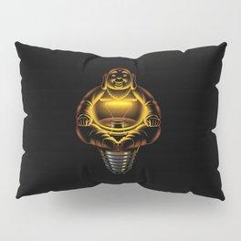 Buddha Lamp Pillow Sham