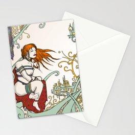 Sketchbook Finalized Apr. 2017 Stationery Cards
