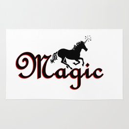 Magic Unicorn Rug