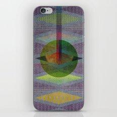 SOMEONE GWUMPY iPhone & iPod Skin