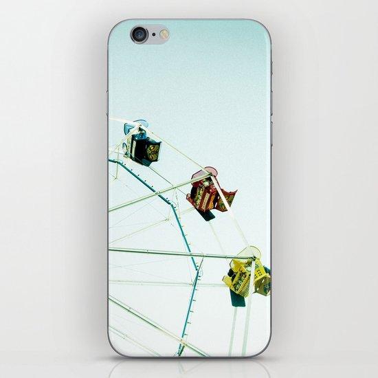 Green Bay Ferris Wheel iPhone & iPod Skin