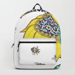 Bees at Work Backpack