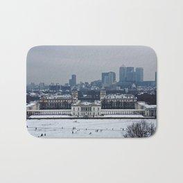 Greenwich Snow Bath Mat