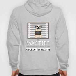 Mastiff Mugshot Hoody