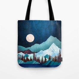 Moon Bay Tote Bag