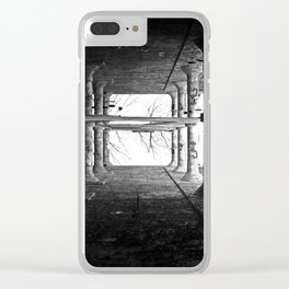 # 237 Clear iPhone Case