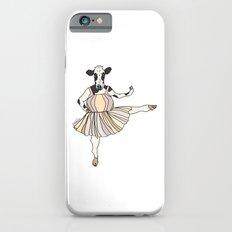 Cow Ballerina Tutu Slim Case iPhone 6s
