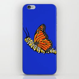 Caterfly iPhone Skin