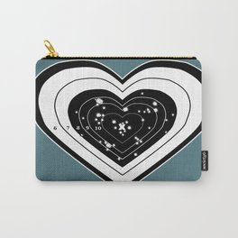 Don't use my heart for Target Practice Carry-All Pouch