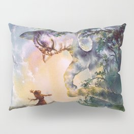 The first story Pillow Sham