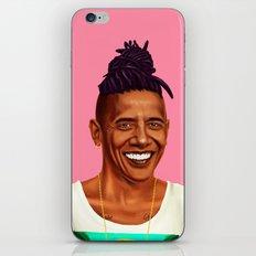 Hipstory - Barack Obama iPhone & iPod Skin