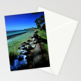 Ocean Paradise Stationery Cards