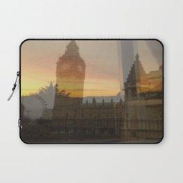 London Sunset Laptop Sleeve