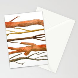 sticks no. 2 Stationery Cards