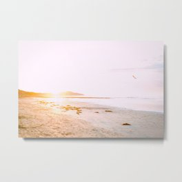 Beautiful Sunrise - Torquay  Metal Print