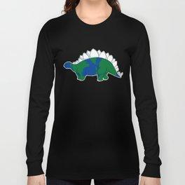 Earth Steggy Long Sleeve T-shirt