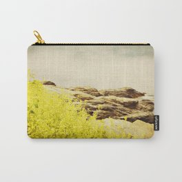 Sea Swept Carry-All Pouch