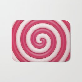 Pink Lollipop Bath Mat