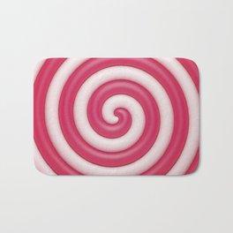 Pink Lollipop Bath Mat