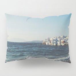 Mykonos, Greece Pillow Sham