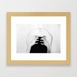 You won't get it.  Framed Art Print