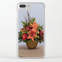 Floral arrangement 1 Clear iPhone Case