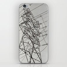 Powerlines iPhone & iPod Skin