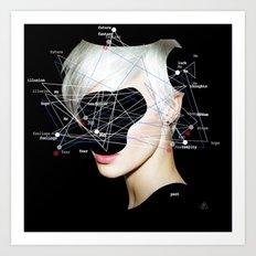 identity 4 Art Print
