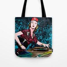 El DJ Tote Bag