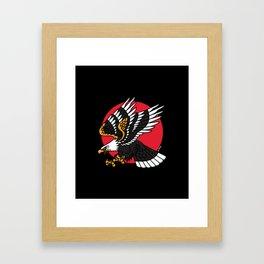 EAGLE II Framed Art Print
