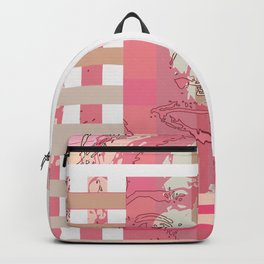 Not a barbie Backpack