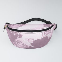 Rose bouquet - beautiful roses from rose garden - vintage style Fanny Pack