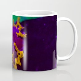 3 shades of fluorescence Coffee Mug