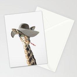 SAFIRA ZHIRAFETTA Stationery Cards
