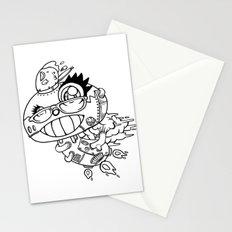 shiitake mushroom Stationery Cards